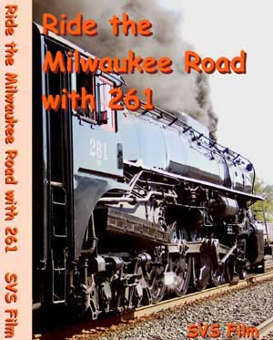 Ride the Milwaukee Road with 261 video cover