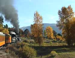 480 north of Hermosa, October 2006 - copyright John McIvor 2008.