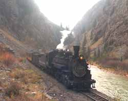 481 Animas Canyon, 2006 - copyright John McIvor 2008