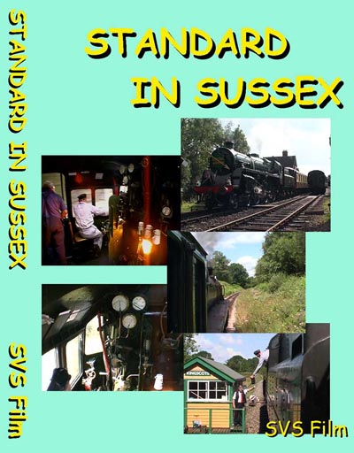Standard in Sussex DVD cover