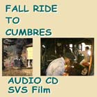 Fall Ride to Cumbres Audio CD cover