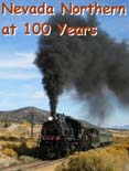 Nevada Northern at 100 Years DVD cover