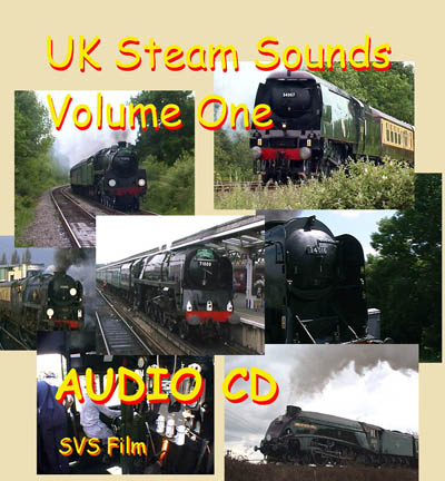 UK Steam Sounds Volume One cover